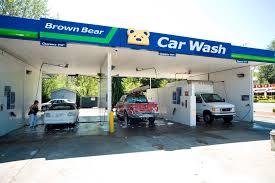 Car Wash Vending Machines For Sale Custom Self Serve Car Wash Brown Bear Car Wash