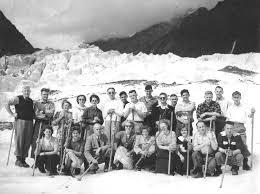 Franz Josef Glacier visit | West Coast New Zealand History