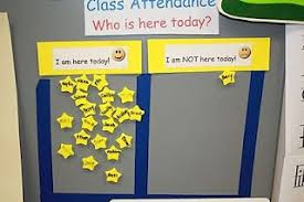Who S Here Today Chart Printable From Kindergarten With Love Classroom Displays Classroom