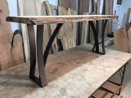 steel sofa table base ohiowoodlands