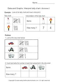 Graphing Worksheets 2nd Grade Blank Tally Chart Template Free Unique