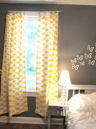 Kitchen Curtains Yellow Blue And Yellow Kitchen Curtains Kitchen Ideas