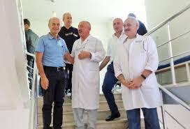oki  а также работал гематологом в НИИ Гематологии и Трансфузиологии В 1984 м году после защиты кандидатской диссертации вернулся в Баку и продолжил работу