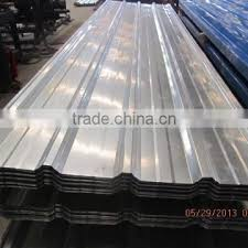zinc galvanized corrugated sheet metal roofing sheet design