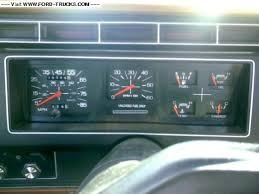85 f150 instrument cluster ford truck enthusiasts forums 1981 Ford F150 Wiring Diagram '85 f150 instrument cluster ford truck enthusiasts forums 1981 ford f150 wiring diagram