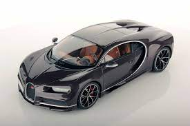 This is the special edition sky view with windows in the roof. Bugatti Chiron 1 18 Mr Collection Models