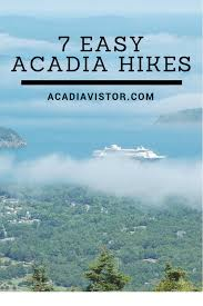 Downeast Tide Chart 7 Easy Acadia Hikes Visit Downeast Maine Acadia National