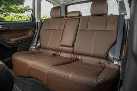forester rear seat is ample enough for three s although shoulder space can be snug