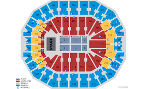 Yum Concert Seating Chart 72 Punctual Kfc Yum Center Seating Views