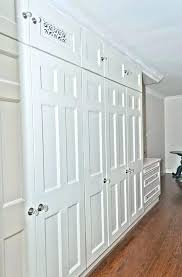 8 foot closet doors wide sliding canada
