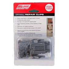 wal board tools drywall repair clip 6 pack