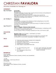 ... 89 Excellent Free Resume Builder And Download Template ...