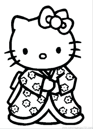 Hello Kitty Colring Sheets Hello Kitty Online Coloring Pages Catholicsagainsttorture Org