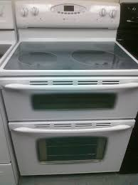 Double Oven Kitchen Cabinet Kitchen Maytag Stove And Oven For Great Kitchen Appliances