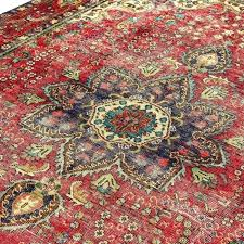 red persian rug vintage rug x red distressed vintage classic rug design from old rugs for red persian rug