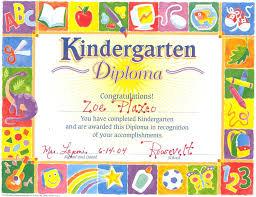 Preschool Certificate Templates Editable Certificate Template Free