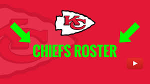2019 Kansas City Chiefs Roster