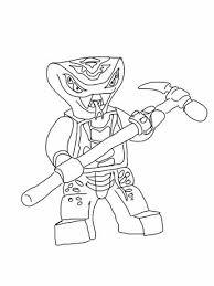 How To Draw Evil Green Ninja From Ninjago Drawingtutorial