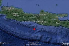 Informasi gempa bumi dan erupsi gunung berapi hari ini. Gempa Hari Ini M 5 1 Guncang Jawa Tengah Dan Yogyakarta Halaman All Kompas Com