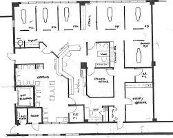 Pediatric Dental Office Design Floor Plans