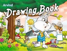 arvind drawing book