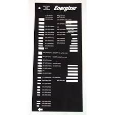68 Energizer Battery Conversion Chart Motorcycle Watch
