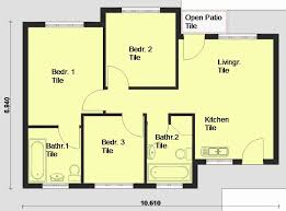 modern 3 bedroom house plans south africa pdf beautiful 2 bedroom house plans south africa best