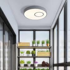 Durchmesser 50 cm, höhe 30 cm. Nordic Led Decke Lampe Korridor Lampe Led Rund Schlafzimmer Balkon Wohnzimmer Lampe Ultra Dunne Decke Lampe 12w Neutral Licht Deckenleuchten Aliexpress