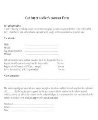 Details As Is Car Agreement Sale Letter Sample Rental