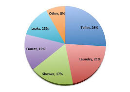 Water Usage Chart For Household How To Survive A Week Without Running Water Eartheasy