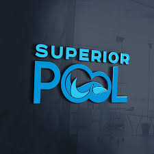 Pool logo ideas Pool Construction Superior Pool Logo By N4t Creatiffcocom Superior Pool Logo By N4t Logo Creat Collection Pinterest