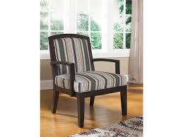 Striped Living Room Chair Striped Slipper Chair Top Furnitures Reference For Home
