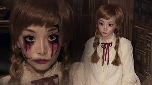 if you re still searching for some costume ideas here s a tutorial on how to creep the purge makeup