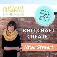 Podcast Episodes – Curious Handmade Knitting Patterns and Knitting Podcast