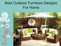 Small Picture casual furniture best outdoor furniture designs for home 1