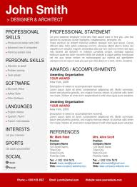 Professional - Resume - Red Pag2