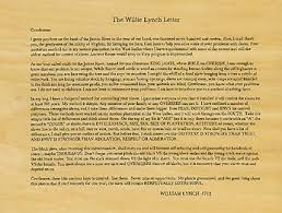 willie lynch letter the making of a slave quianna canada intended for willie lynch letter