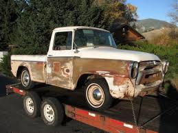International Harvester Other Short Box Pickup 1957 Gold & Ivory For ...