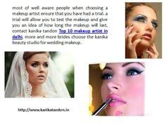 supriti batra one of the most por and highly rated makeup artist in delhi has a large range of makeup artists who have a proper knowledge of th