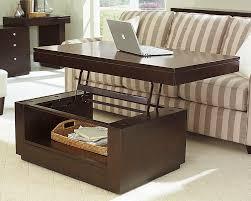 brown storage coffee table ikea