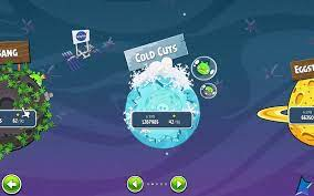 Lets Play Angry Birds Space Gameplay Part 8 - Wait, theres even more? Hell  yea. - Vidéo Dailymotion