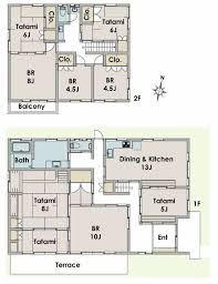 Astounding Japanese Plan House Design Also Modern Japanese House Designs  Plans Home Design And Decor Ideas traditional japanese house design floor  plan