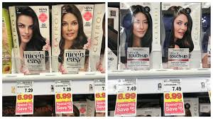 It comes in over 50 different colors. New Clairol Coupons Hair Color Only 2 99 With Kroger Beauty Event Kroger Krazy