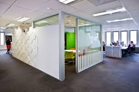 new office interior design. Abbvie Office Fitout AbbVie, A Global Biopharmaceutical Company, Wanted An Environment That Supported Its New Interior Design