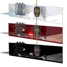 Led Floating Glass Shelves Extraordinary Buy Floating Shelves Nz Pics Inspiration Tikspor 44