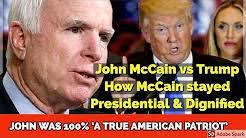 「mccain vs trump」の画像検索結果