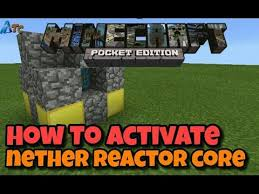 Nether Core Reactor Pattern Best How To Start A Nether Reactor Core