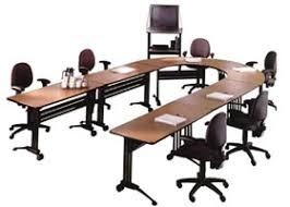 office tables on wheels. Interesting Office Office Tables On Wheels Crescent And Rectangular Training Offer  Contemporary Style Are Easy To And Office Tables On Wheels