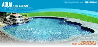 aqua sta clean keeps your swimming pool sparkling all season long