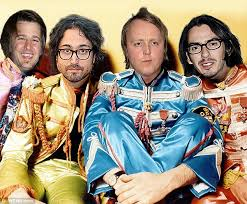 The Beatles Juniors James McCartney Sean Lennon And Dhani Harrison Cool Dnload Georgeous The Beatles